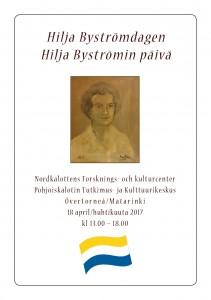 Hilja Byströmdagen 2017